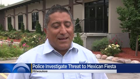 Police investigating threat made against Mexican Fiesta