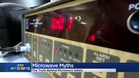 Microwave myths: The truth behind microwave safety