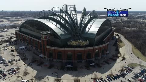 Woman, man break victim's nose during altercation at Miller Park
