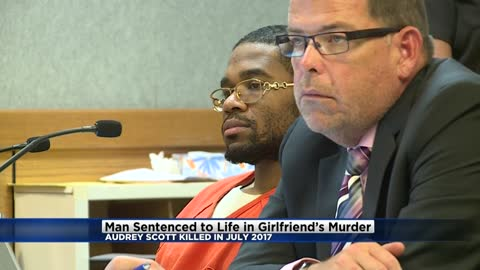Sammie Miller sentenced to life in prison in killing of girlfriend