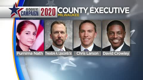 Milwaukee County executive race: State Sen. Chris Larson, State...