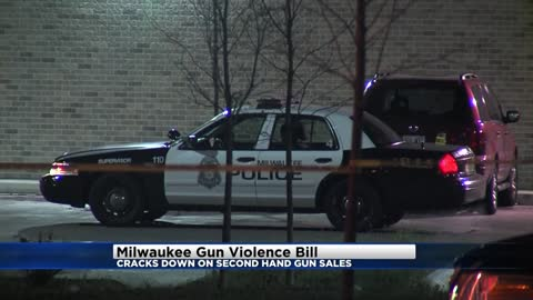 "Milwaukee crime bill announced by Republican lawmakers as Democrats accuse Wisconsin of doing ""less than nothing"""