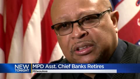 MPD Assistant Chief Ray Banks retires after nearly 30 years