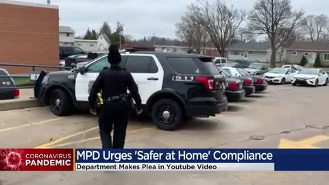 MPD cracking down on 'Safer at Home' violators who commit...