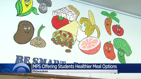 Milwaukee Public Schools now offering students healthier meal options free of artificial ingredients