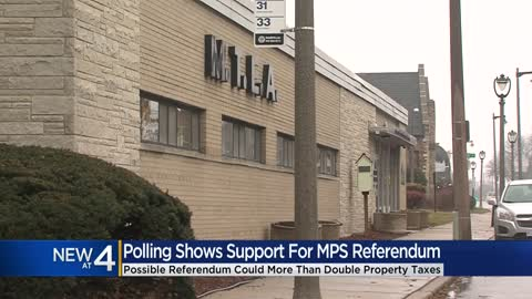 Majority of support for operational referendum for Milwaukee Public Schools