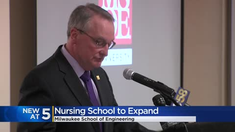 MSOE announces plans to expand nursing school