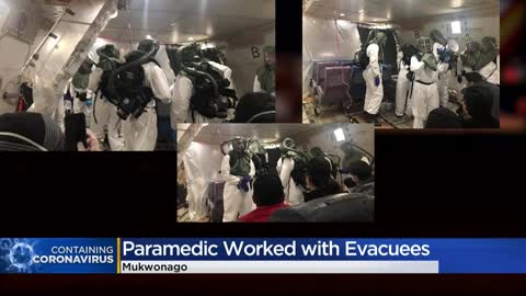 Mukwonago paramedic helps during coronavirus quarantine
