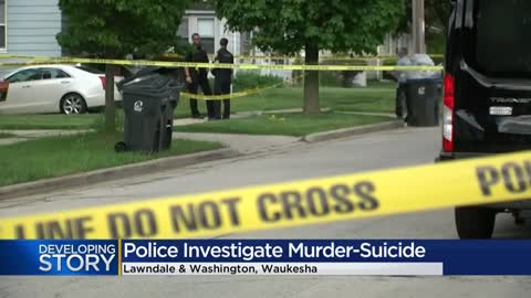 2 dead in apparent murder-suicide in Waukesha