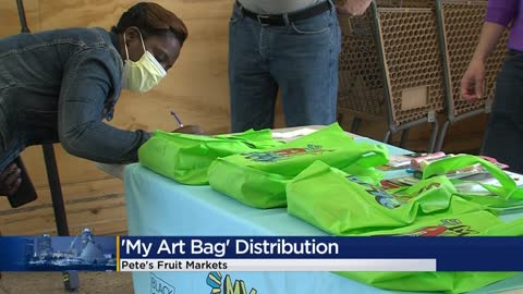 Nonprofit art groups provide free, educational kits to at-risk kids in Milwaukee