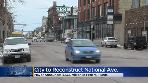 $23M reconstruction project planned for Milwaukee's National...