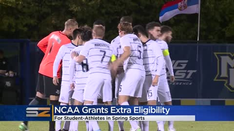 NCAA grants extra year of eligibility for spring sport student-athletes