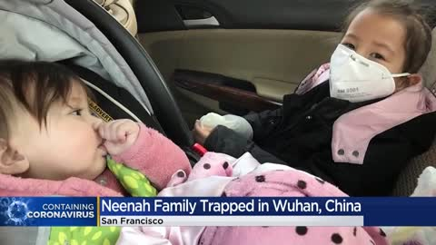 Neenah family reunited after return from Wuhan, China