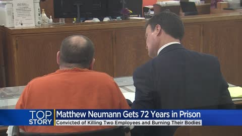 Franklin man convicted of killing employees, burning their bodies...