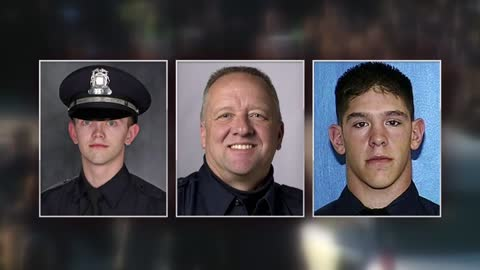 'Never be forgotten': Fallen officers honored during Milwaukee Law Enforcement Memorial Ceremony