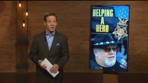 Outpouring of Community Support for Medal of Honor Recipient Gary Wetzel