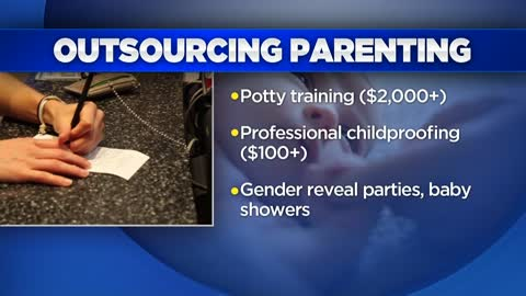 Outsourced parenting: Would you pay someone to help potty-train your child?