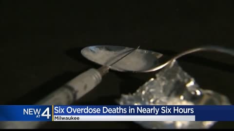 MCMEO responds to 6 probable overdose deaths in nearly 6 hours