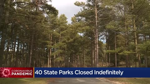 Wisconsin DNR ordered to close dozens of state parks, recreational...
