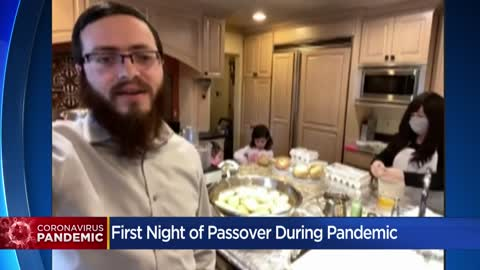 Jewish families prepare to celebrate Passover during pandemic
