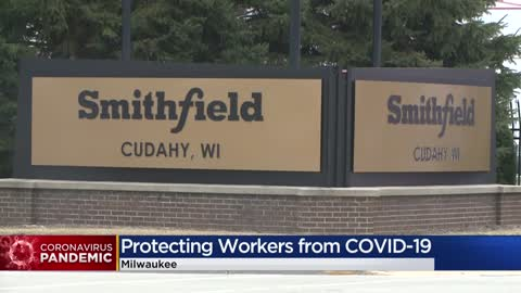 Union reports two cases of COVID-19 at Patrick Cudahy