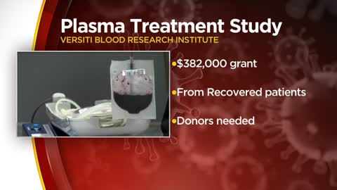 Versiti Blood Research Institute receives nearly $400K grant to help find treatment for COVID-19