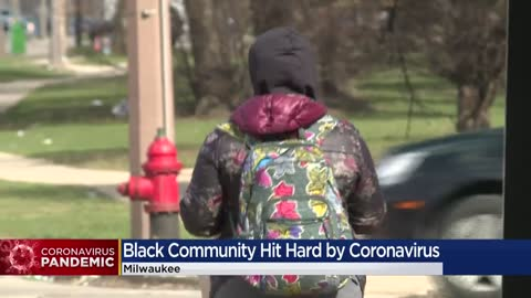 'Devastating:' Milwaukee Co. leaders say racial inequity causing spread of COVID-19 in Black community