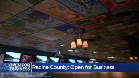 Mayor urges community to take precautions as City of Racine reopens