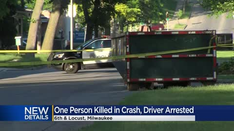 Milwaukee man killed, 6 injured in accident near 6th and Locust