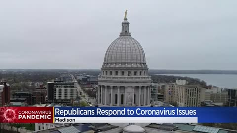 Wisconsin Legislature not ready to come back for virus