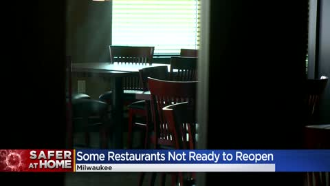 'We're not just going to open willy-nilly:' Restaurants keep dining rooms closed to protect customers, staff
