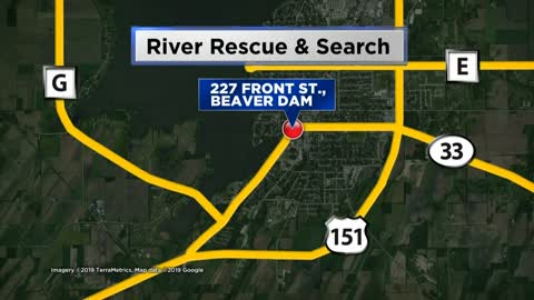 Beaver Dam man dies after being pulled from overturned SUV in river