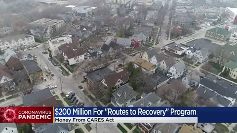 Gov. Evers announces $200 million 'Routes to Recovery' grant...