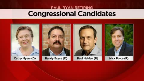 Candidates for Paul Ryan's seat release statements after retirement announcement
