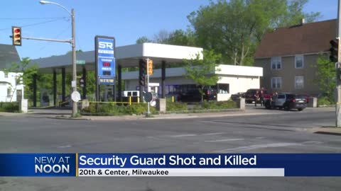' Security guard shot and killed in triple shooting near 20th...