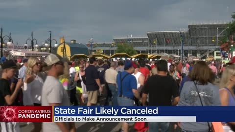Decision to cancel 2020 Wisconsin State Fair expected soon