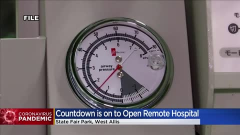 Coronavirus care facility at State Fair Park to open April 21 as ICU and ventilator capacity nears