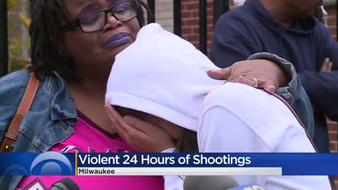 'It needs to stop': Family calling for change after deadly weekend in Milwaukee