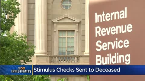 CBS 58 Special Report: Deceased Taxpayers & Stimulus Checks