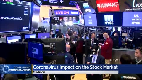 Advice to investors worried about coronavirus: 'no reason to make any moves'