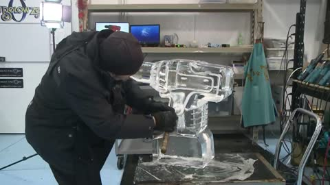 Racine County's Art Below Zero opens new 'Ice Experience' display of unique ice sculptures