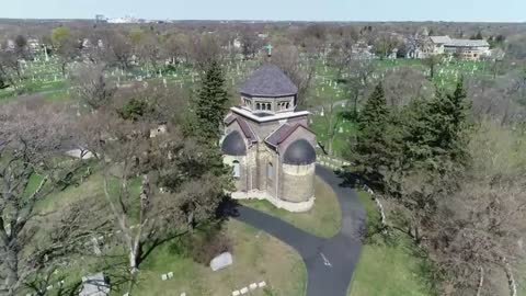 Hidden History: Inside Milwaukee's Calvary Cemetery chapel