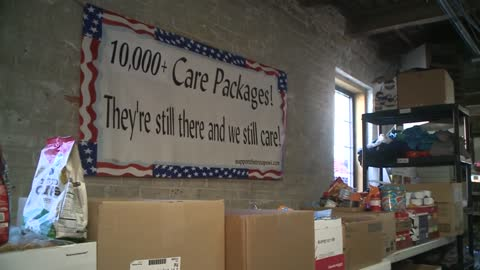 Hartford woman aims to make sure soldiers receive packages this holiday season