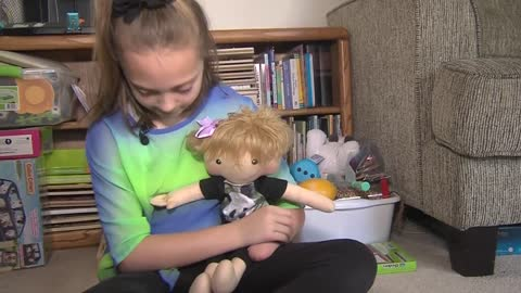 "New Berlin dollmaker helps children with nonstandard features find ""A Doll Like Me"""