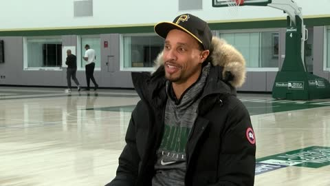 Bucks guard George Hill becomes Milwaukee's mentor