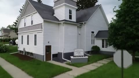 Walworth County couple transform historic vacant church building...