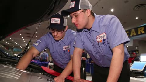 """Lifelong learners:"" Grafton High School prepares students for auto tech industry"