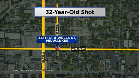 Two hurt in separate shootings in Milwaukee on Sunday