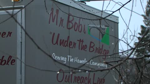 Mr. Bob's Under the Bridge: A lifelong passion to help the...