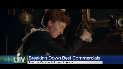 YouTube: Amazon ad tops list of most viewed Super Bowl ads